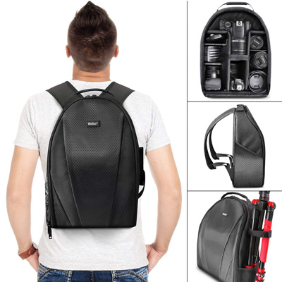 5. Vivitar DSLR Camera Backpack