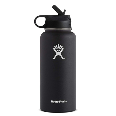 2 Hydro Flask Wide Mouth Water Bottle