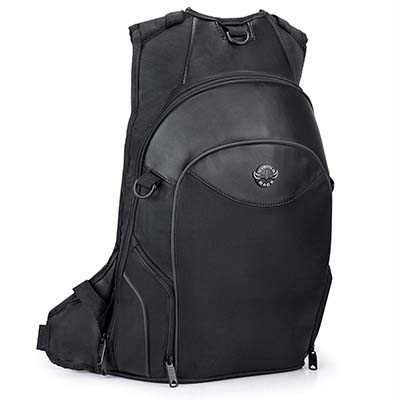 3. Vikings Bags Moto Backpack