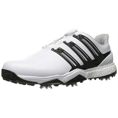 9. Adidas Powerband BOA Men's Boost Golf Shoes