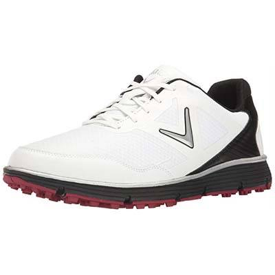 7. Callaway Balboa Men's Vent Golf Shoe