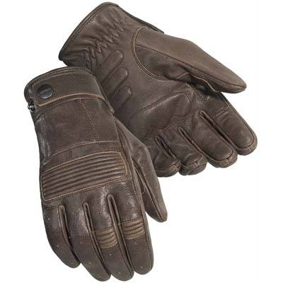 10. Cortech Duster Leather Motorcycle Gloves