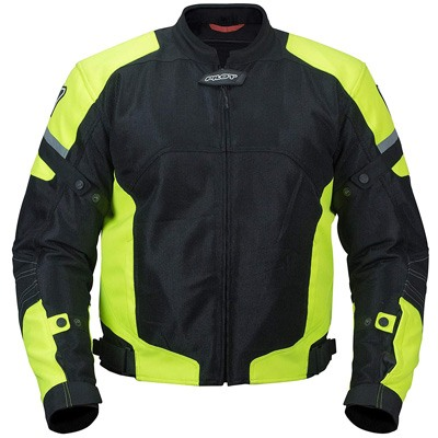 7. Pilot Motorsport Direct Air Mesh Motorcycle Jacket