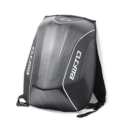 9. CUCYMA Stealth No Drag Motorcycle Backpack