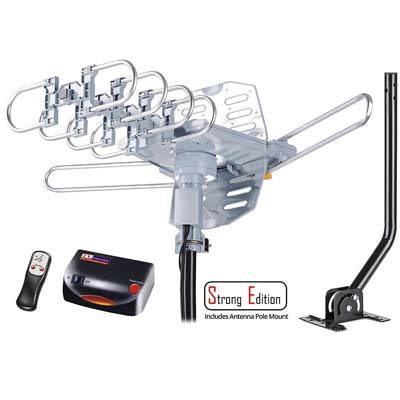 9. pingbingding Outdoor HDTV Antenna with Mounting Pole