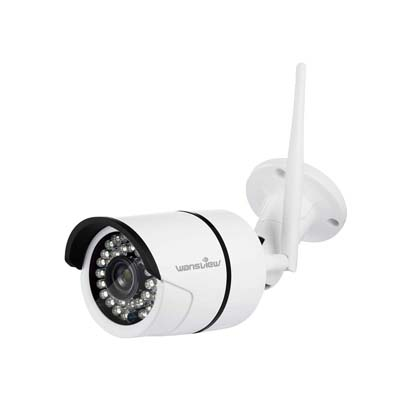 7. Wansview Outdoor Security Camera (W3-White)