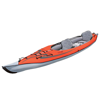 10. Advanced Elements Convertible Inflatable Kayak