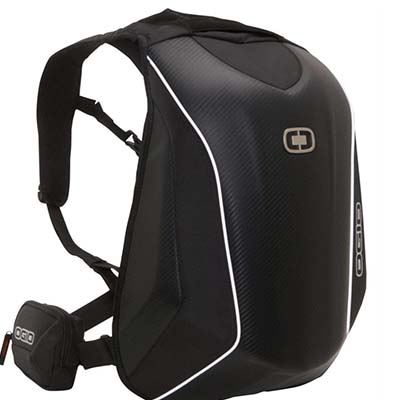 1. OGIO Mach 5 Backpack for Motorcycle