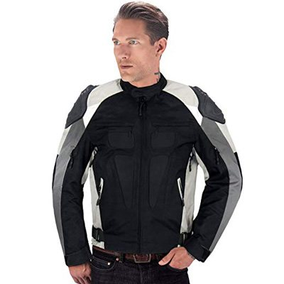 6. Viking Cycle Asger Men's Motorcycle Jacket