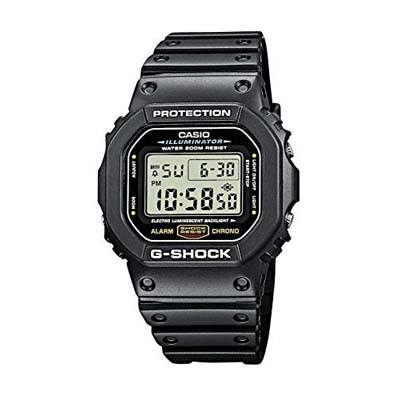 3. Casio Men's G-shock DW5600E-1V Sport Watch