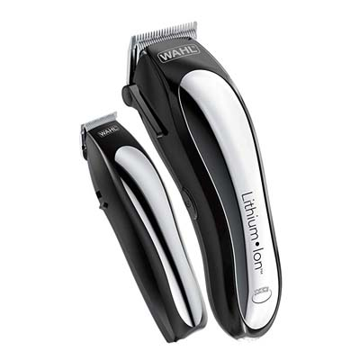 1. Wahl Cordless Rechargeable Hair Clippers and Trimmers (#79600-2101)