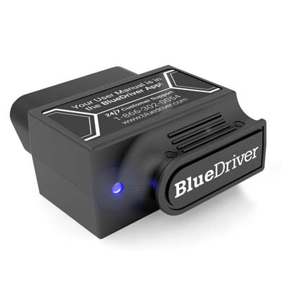 3. BlueDriver Bluetooth OBDII Scan Tool