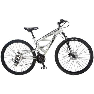 1. Mongoose R2780 Dual Full Suspension Bicycle (29-Inch)