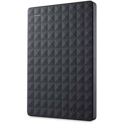 1. Seagate Expansion 2TB External Hard Drive (STEA2000400)