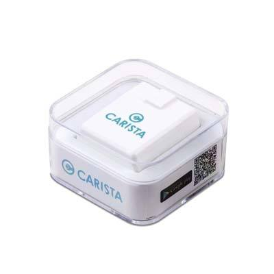 6. Carista OBD2 Bluetooth Adapter for iPhone, iPad & Android