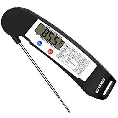 3. GDEALER Digital Electronic Food Thermometer