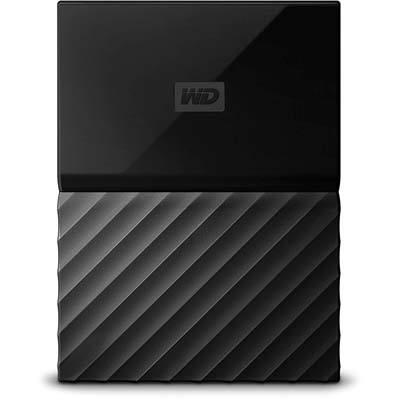 2. WD 4TB My Passport External Hard Drive