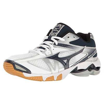 8. Mizuno Women's Wave Bolt 6 Volleyball – Shoes