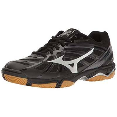 9. Mizuno Women's Wave Hurricane 3 Volleyball Shoes