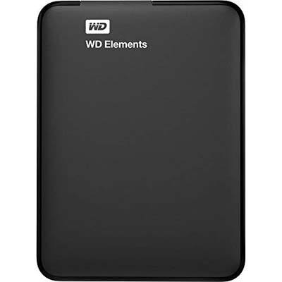 7. WD 2TB Elements External Hard Drive (WDBU6Y0020BBK-WESN)