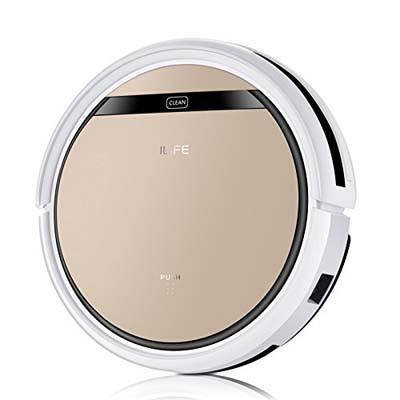9. ILIFE V5s Pro Robot Vacuum Mop Cleaner
