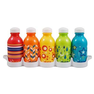 4. REDUCE WaterWeek Kids Reusable Water Bottles