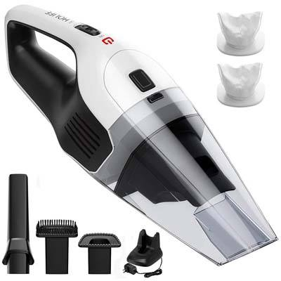 5. HoLife Handheld Vacuum Cordless Cleaner (Upgraded Version)
