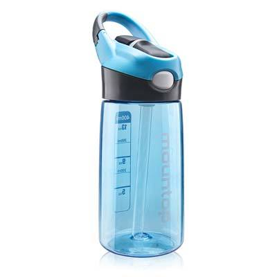 9. mountop Kids Water Bottle for Girls & Boys (14oz 400ml)