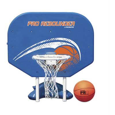 6. Poolmaster Pro Rebounder Poolside Basketball Game