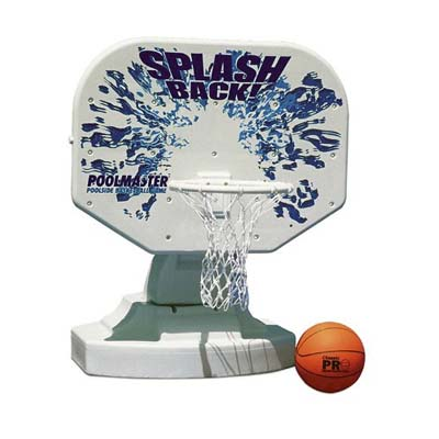 9. Poolmaster Splashback Poolside Basketball Game