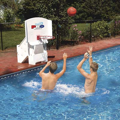 5. Swimline Cool Jam Pro Poolside Basketball