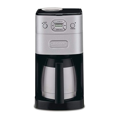 1. Cuisinart DGB-650BC Grind-and-Brew Coffeemaker