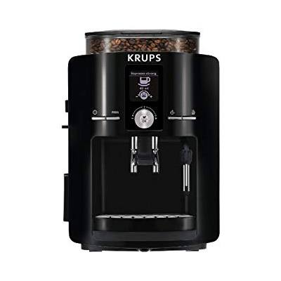 9. KRUPS Espresso Machine, Black
