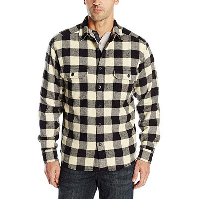 3. Woolrich Men's Oxbow Bend Flannel Shirt