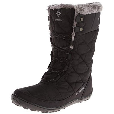 1. Columbia Women's Minx Mid II Omni-Heat Winter Boot