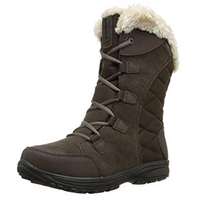 1. Columbia Women's Ice Maiden II Snow Boot