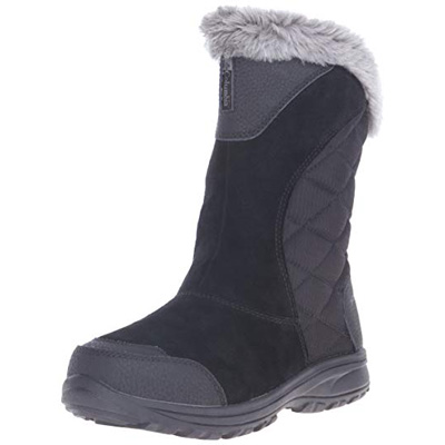 7. Columbia Women's Ice Maiden II Slip Winter Boot