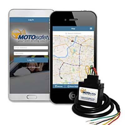 3. MOTOsafety Wired 3G GPS Tracking Device