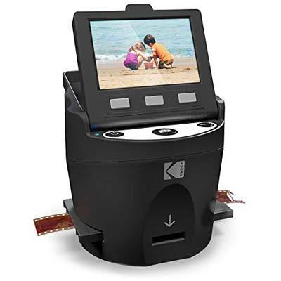 8. KODAK SCANZA Digital Film & Slide Scanner