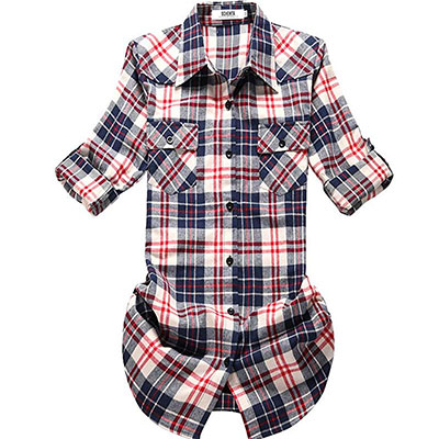 0ead172eb70 Top 10 Best Flannel Shirts Womens in 2019 Reviews