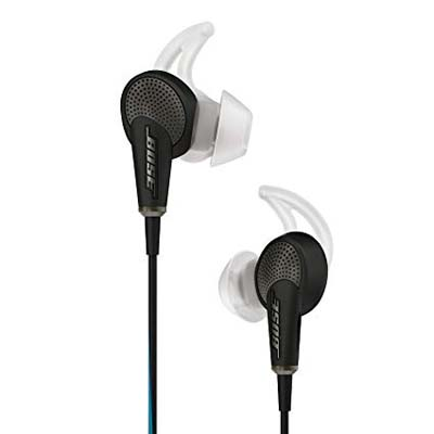 2. Bose QuietComfort 20 Acoustic Noise Cancelling Headphones