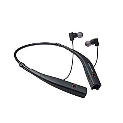 5. Phiaton BT 100 NC Wireless and Active Noise Cancelling Earphones with Mic