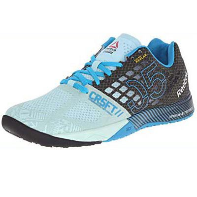 2. Reebok Women's Crossfit Nano 5.0 Training Shoe