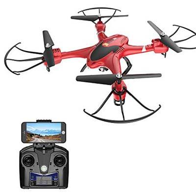 4. Holy Stone HS200 FPV RC Drone