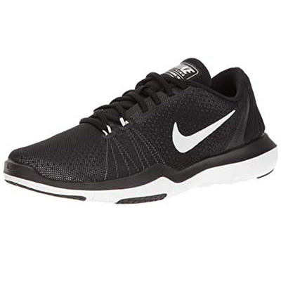 9. NIKE Women's Flex Supreme TR 5 Cross Training Shoe