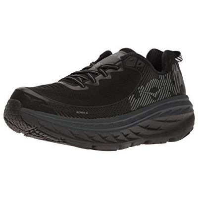 1. HOKA ONE ONE Mens Bondi 5 Running Shoe