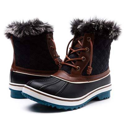 4. Global Win Globalwin Women's 1632 Snow Boots