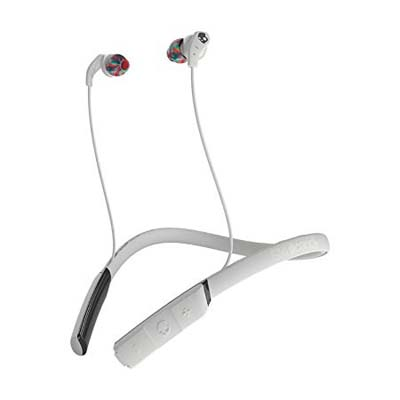 8. Skullcandy Women's Bluetooth Sport Earbuds