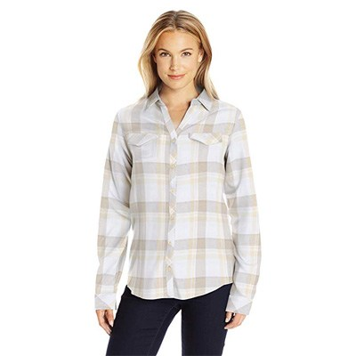 9. Columbia Women's Simply Put II Flannel Shirt