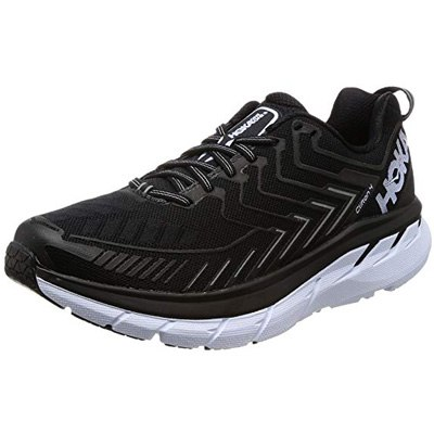 5. HOKA ONE ONE Men's Clifton 4 Wide Running Shoe